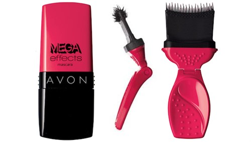 AVON спирала Mega Effects
