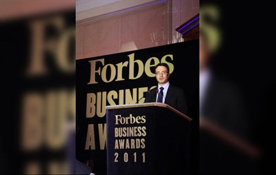 Forbes Awards 2011