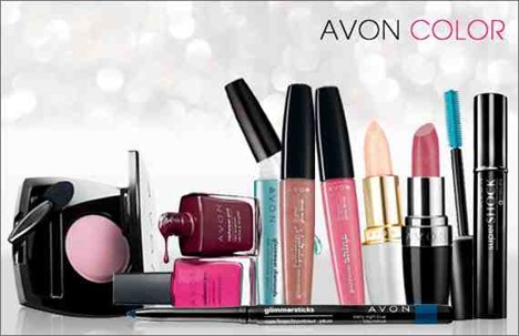 Серия гримове AVON COLOR